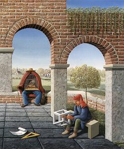 Resultado de imagen de ilusiones opticas de paisajes